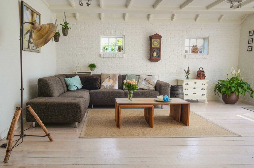 Selecting the Proper Rug Size - Interior Concepts and Design